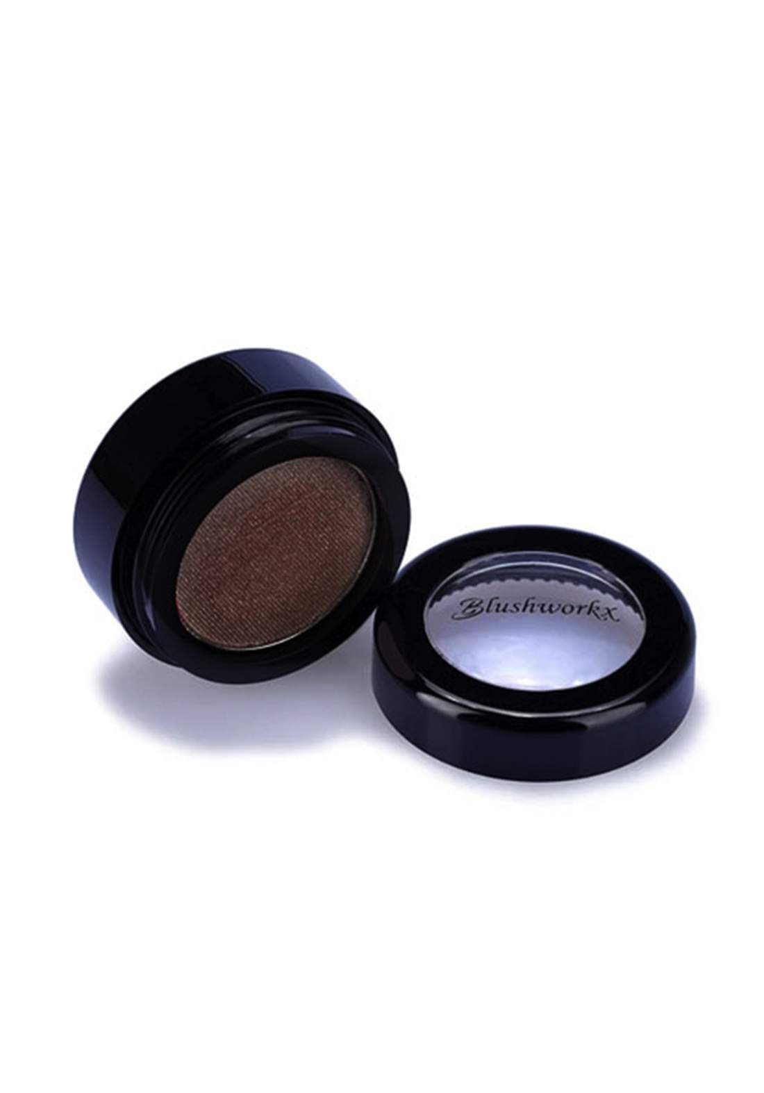 Blushworkx Hollywood Mineral Eye Color No.A2 Brown Silver 1.8g ظلال للعيون