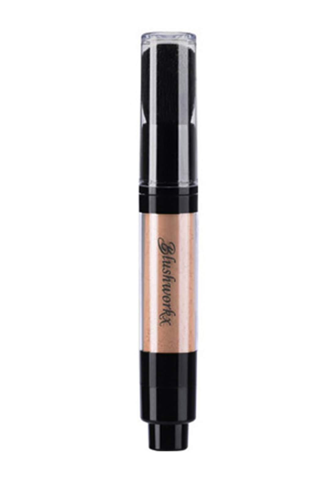 Blushworkx Hollywood Mineral Powder Strokes 3g Beautiful Beige باودر