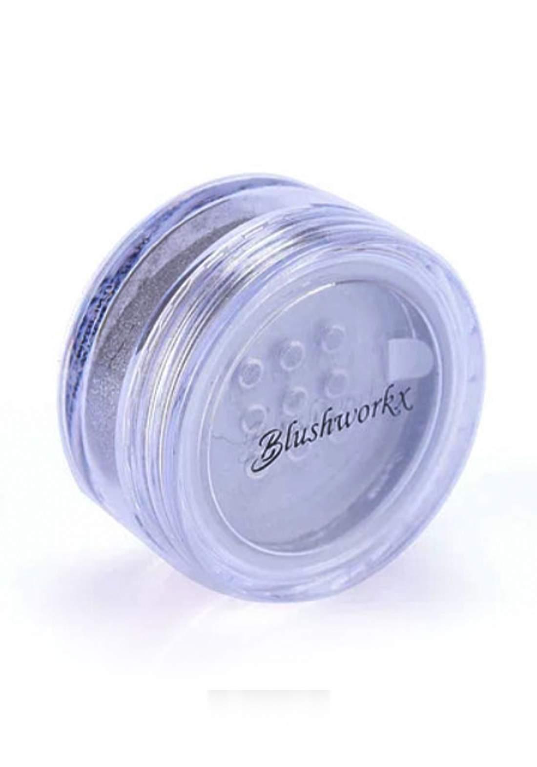 Blushworkx Hollywood Mineral Eye Dust No.8 Silver Grey 1.5g ظلال للعيون