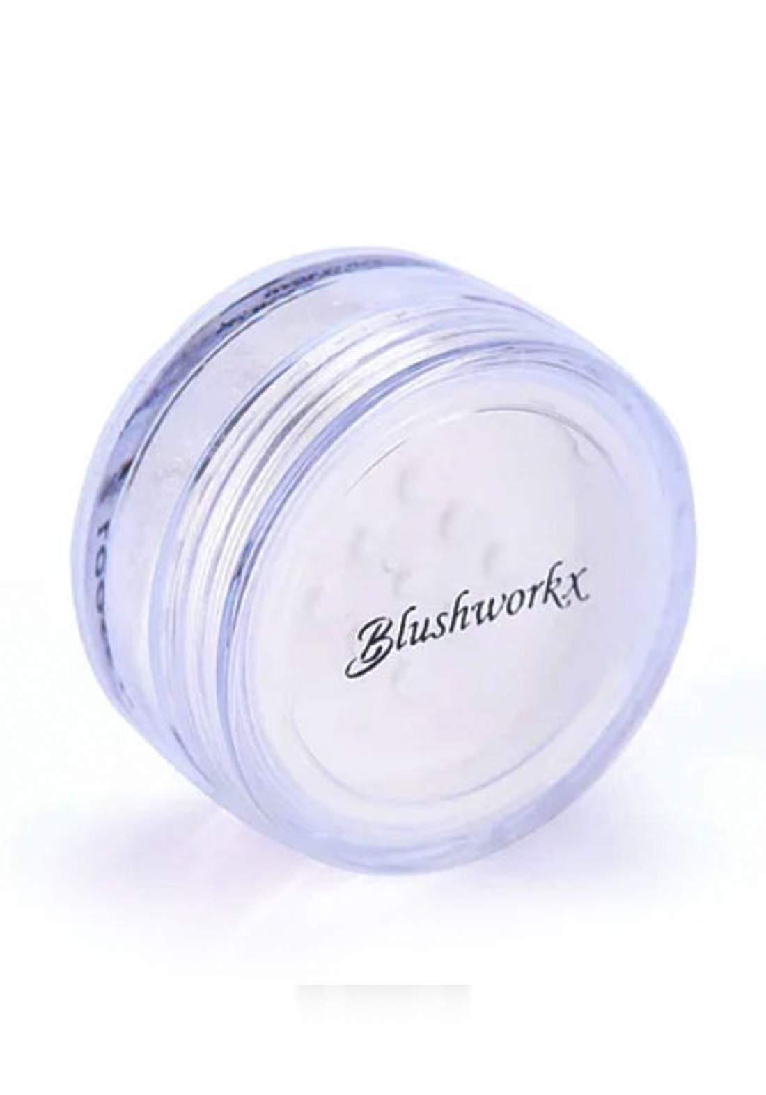 Blushworkx Hollywood Mineral Eye Dust No.7 White Gold  1.5g ظلال للعيون