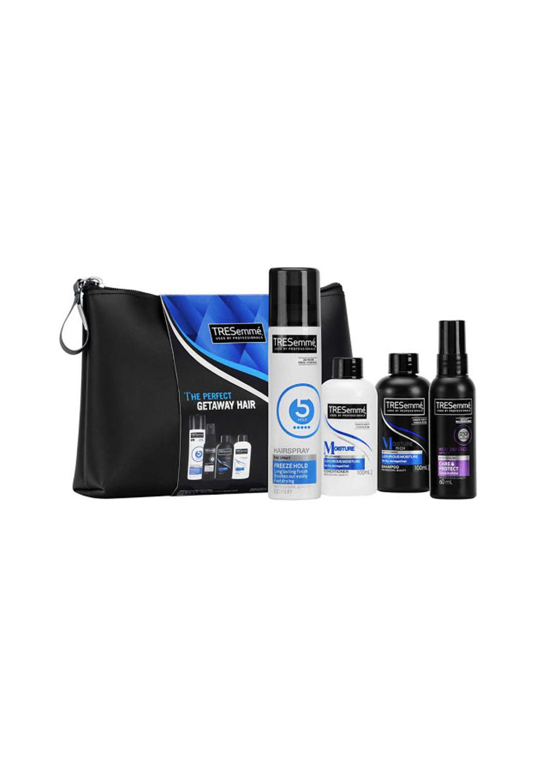 Tresemme (68270417) Hair Styling Travel Essentials Gift Set مجموعة هدايا تصفيف الشعر