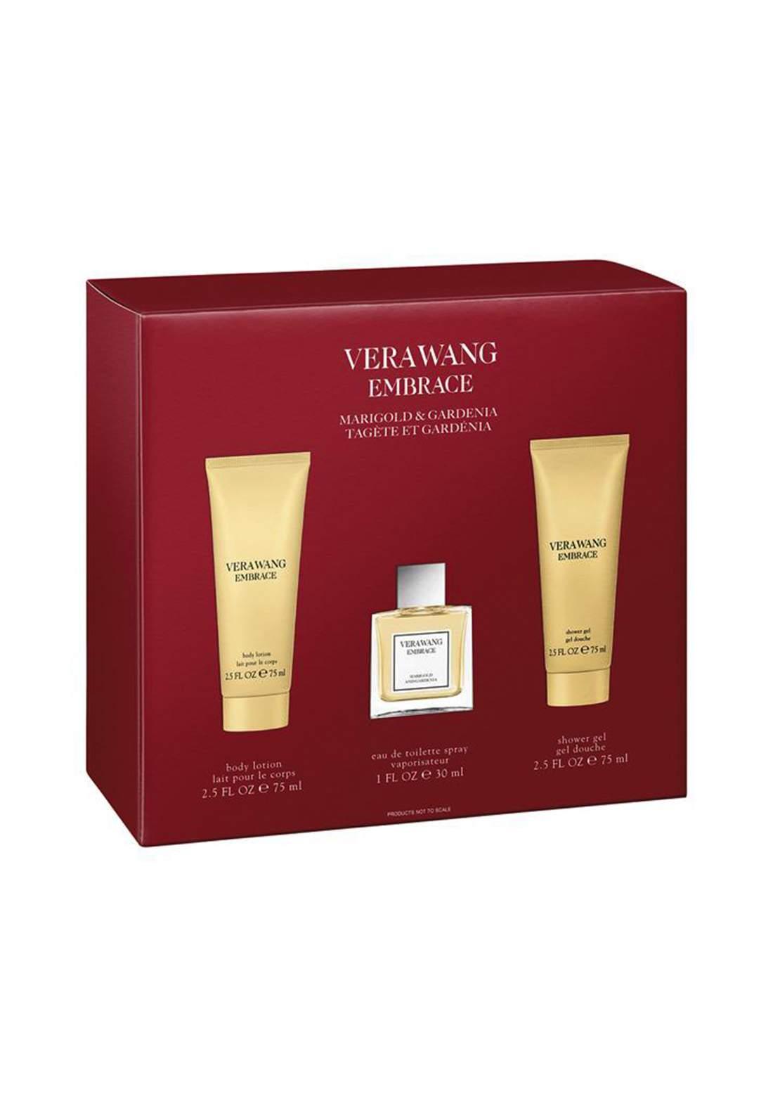 Vera Wang (3063) Embrace 3pcs Gift Set سيت العناية