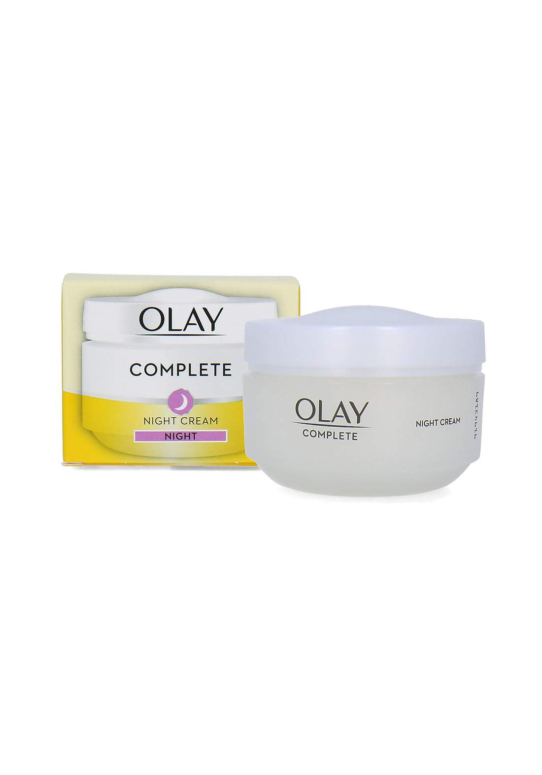 Olay (91751090) Essentials Complete Care  Night Cream50ml كريم ليلي