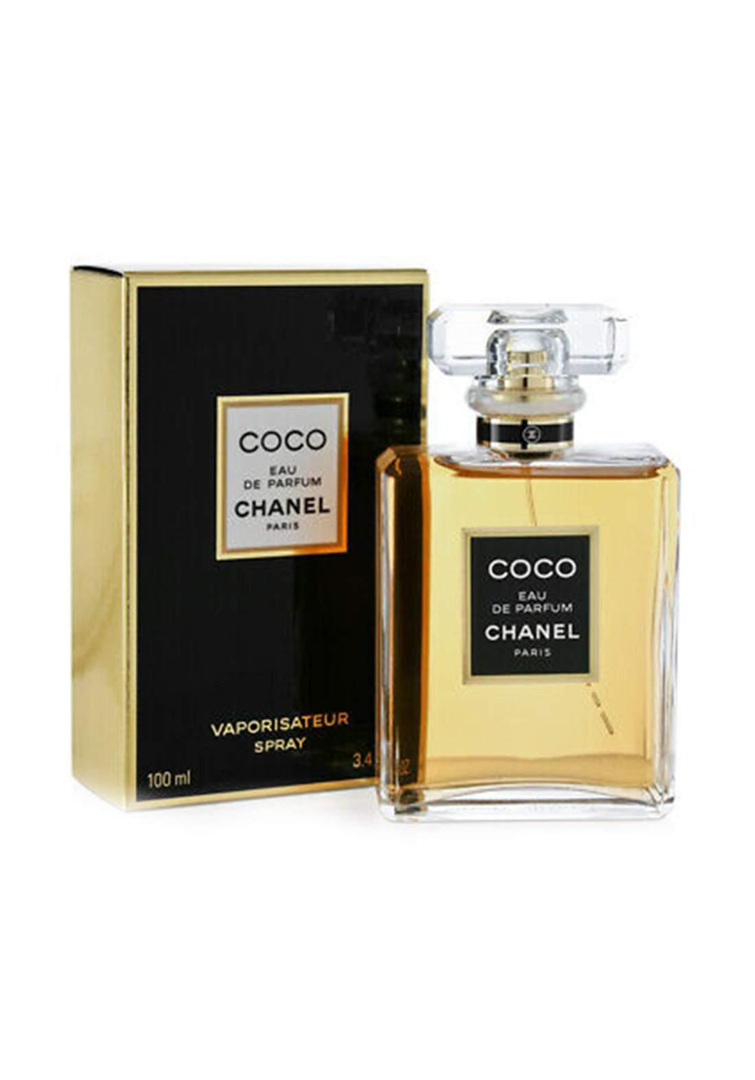Chanel Coco Edp Eau de Parfum Spray For Women 100ml عطر نسائي