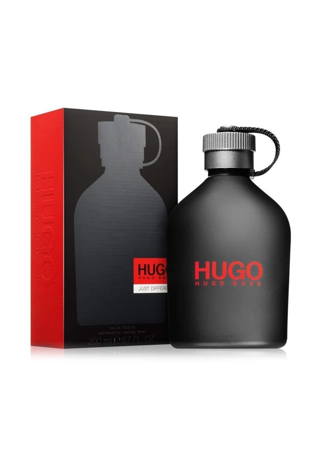 Hugo Boss Just Different Eau de Toilette for Men 200ml عطر رجالي