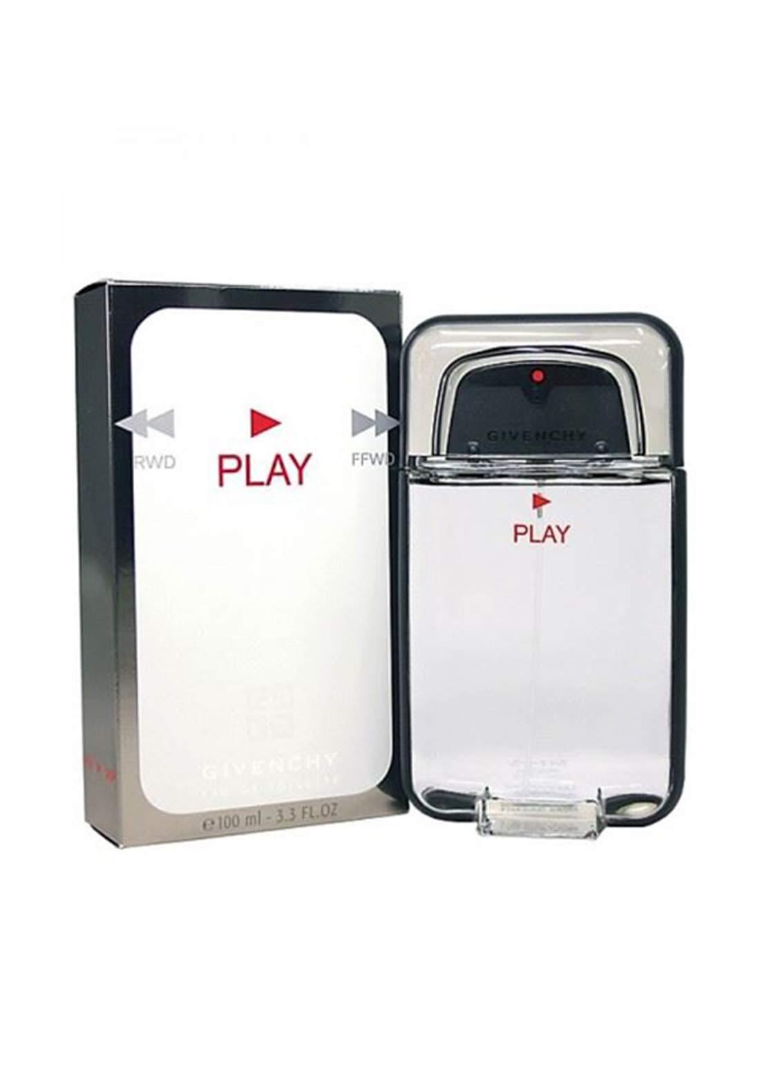 Givenchy Play White Perfume For Men Eau De Toilette 100ml عطر رجالي