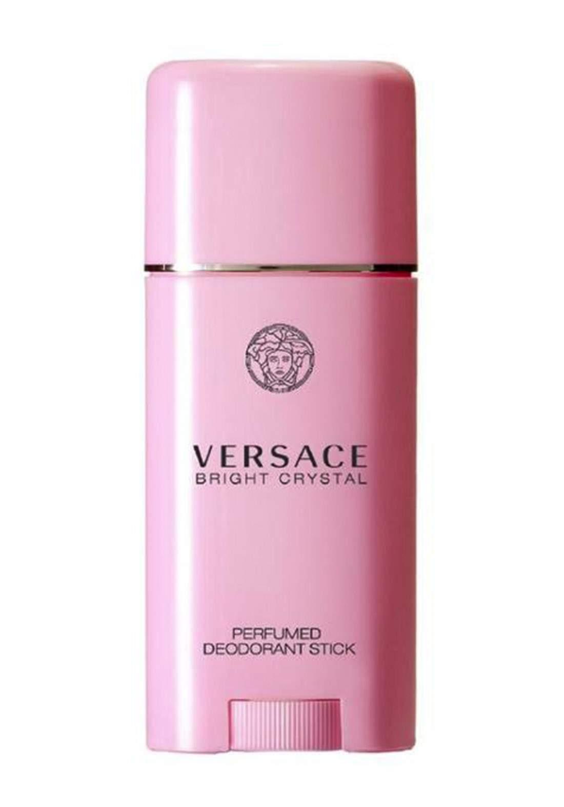 Versace Bright Crystal Deodorant Stick For Women 50ml مزيل العرق للنساء