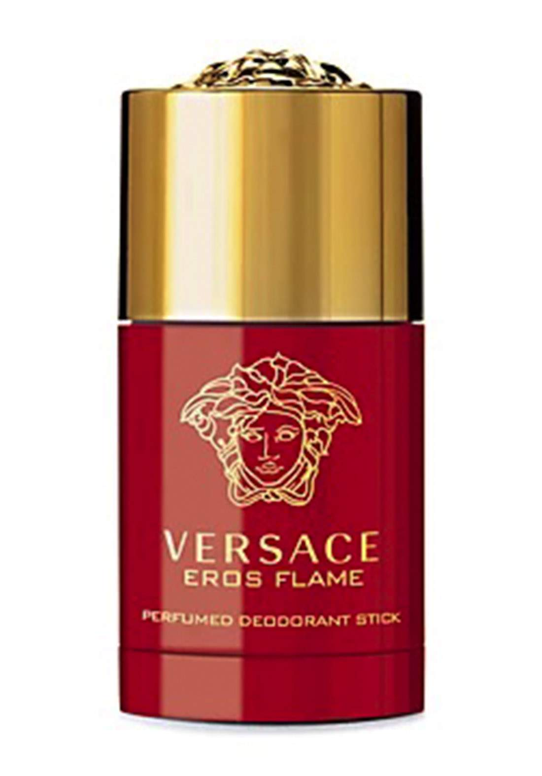 Versace Men's Eros Flame Deodorant Stick 75ml مزيل العرق للرجال
