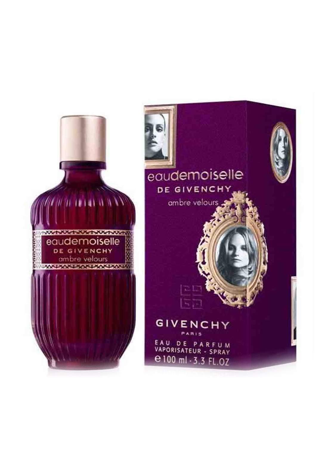 Givenchy  Eaudemoiselle  Ambre  Velours  Edp For Women 100ml  عطر نسائي