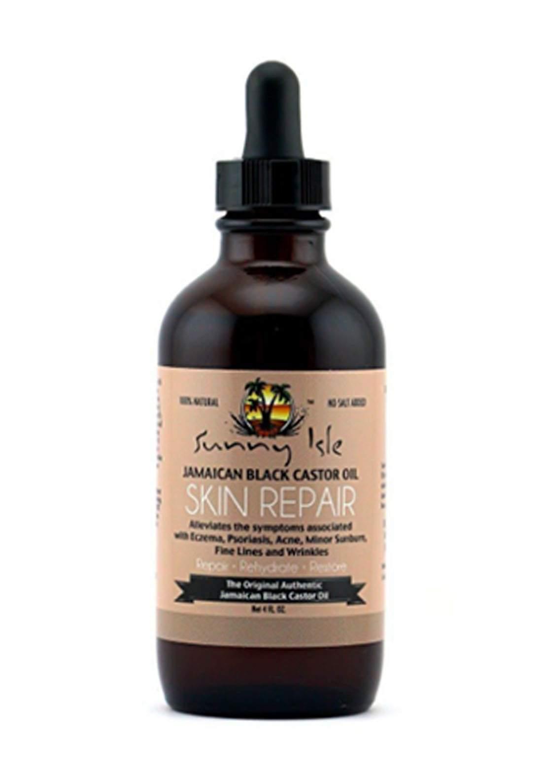 Sunny Isle Jamaican Black Castor Oil Skin Repair - 120ml سيرم البشرة