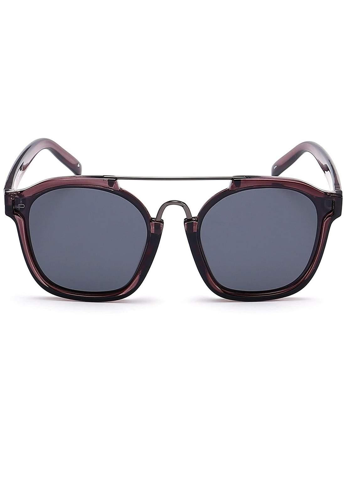 بني اللون Prive Revaux The Underdog نظارات شمسية رجالية من