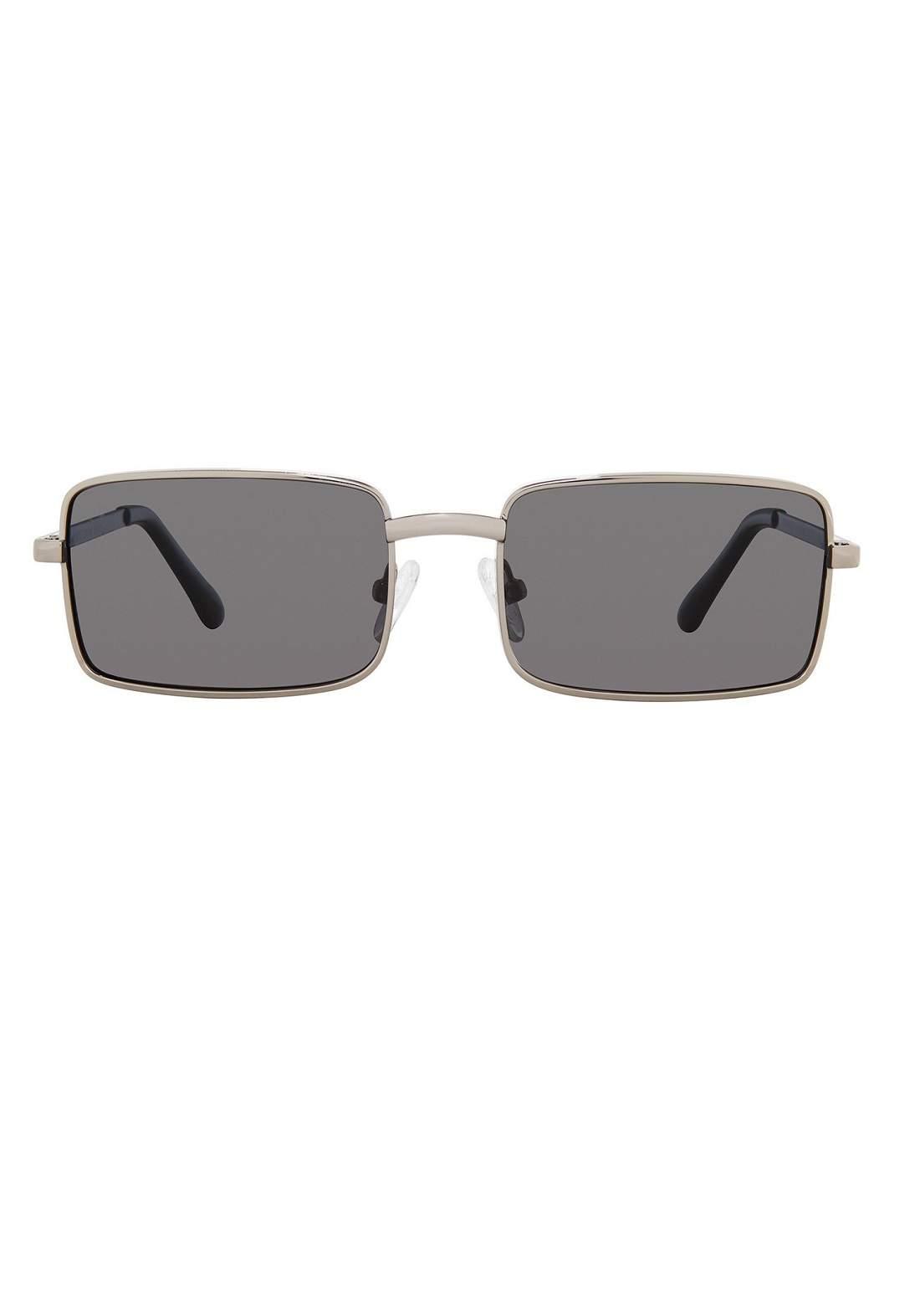 فضي اللون Prive Revaux نظارات شمسية نسائية من