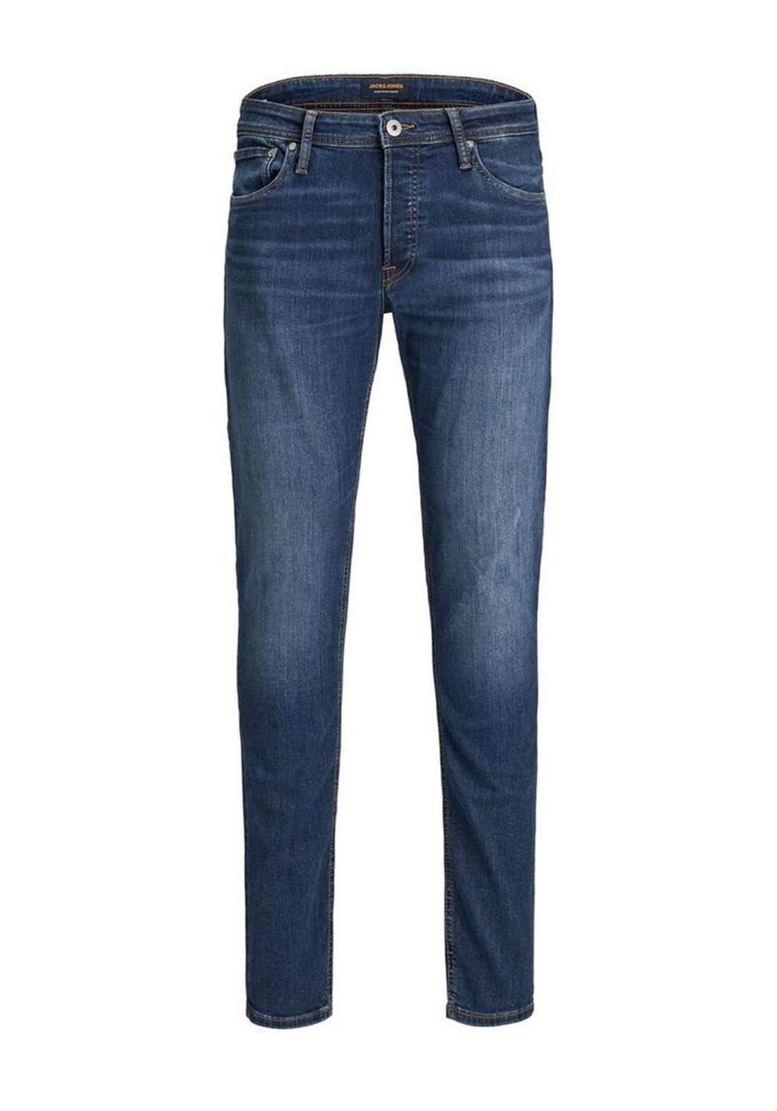 بنطلون جينز رجالي ازرق اللون من Jack & Jones
