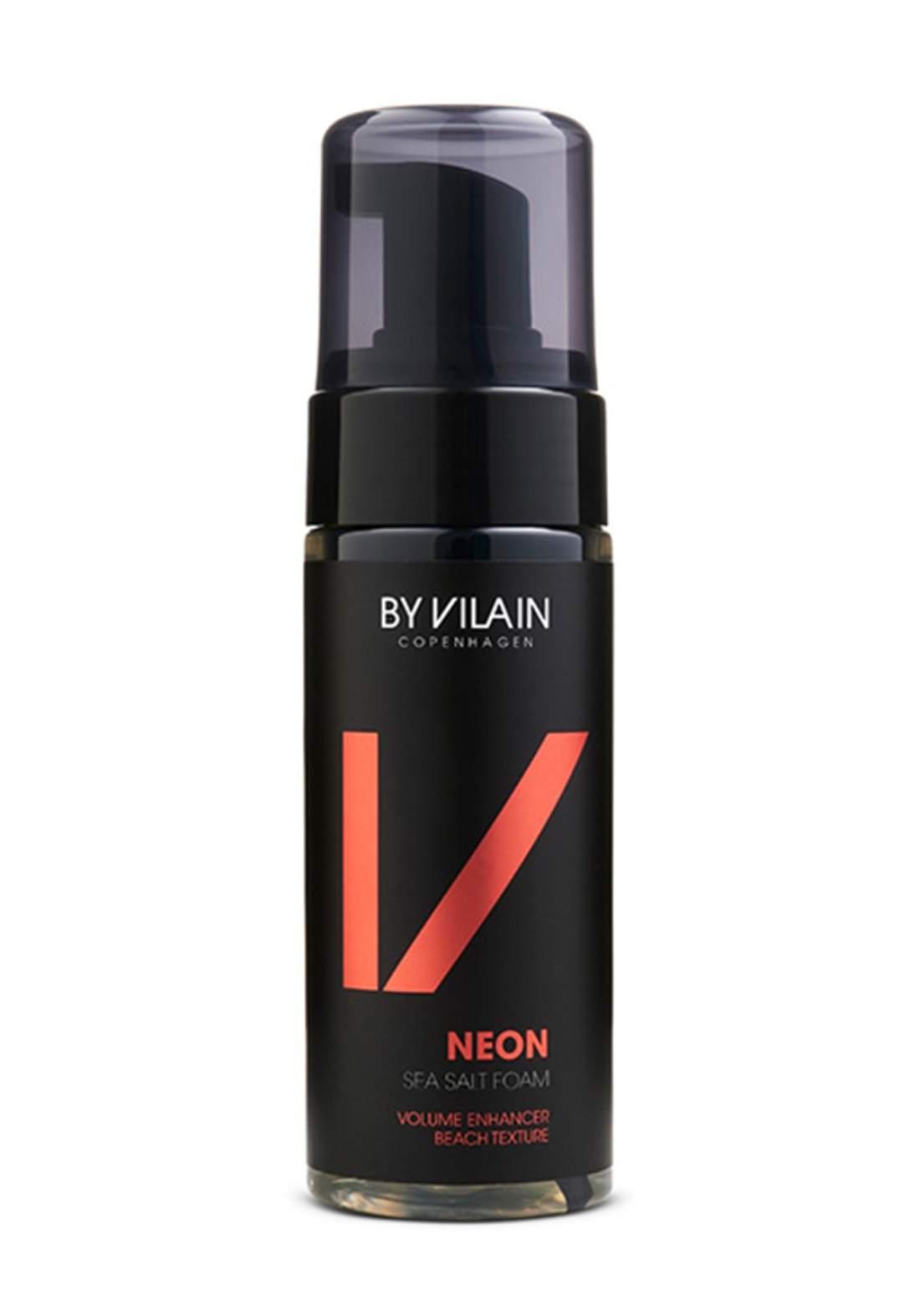 BY VILAIN Neon Sea Salt Foam 150 ML رغوة تصفيف الشعر