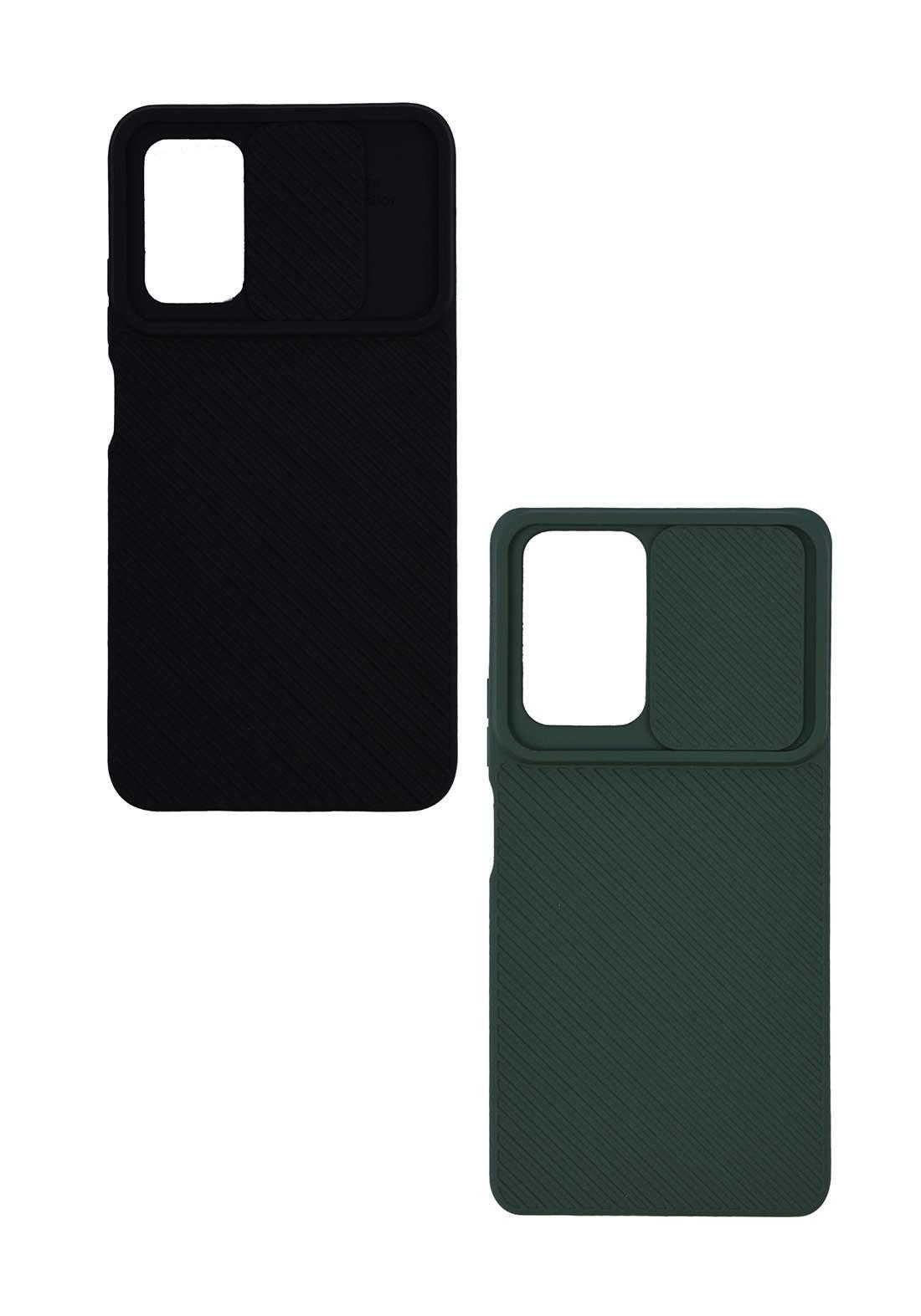 Protective Cover For Redmi Note 10 Pro Max Silicon Case حافظة موبايل