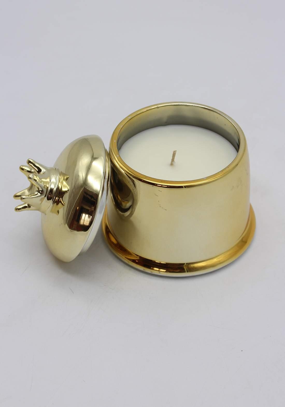 شمع معطر غلاف علبة شكل نجمة