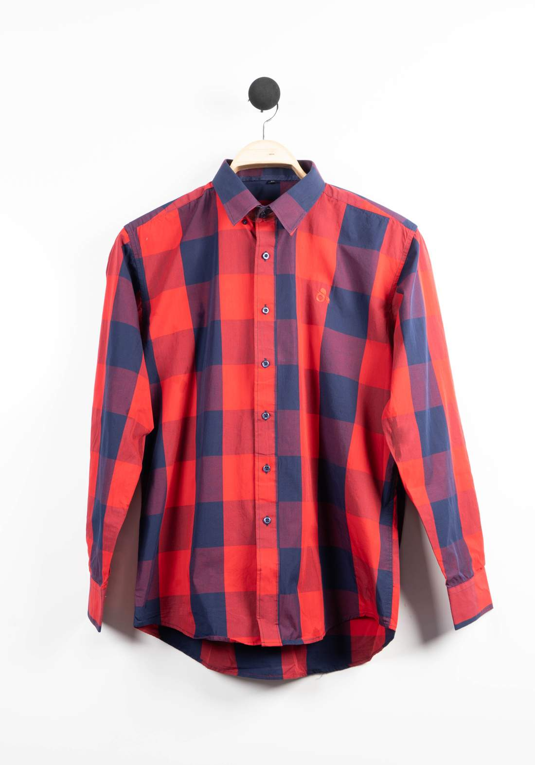 قميص رجالي متعدد الالوان