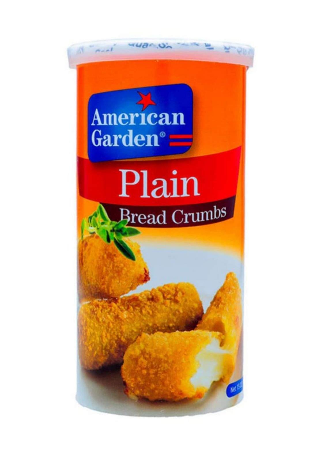 American garden bread crumbs 283g فتات خبز