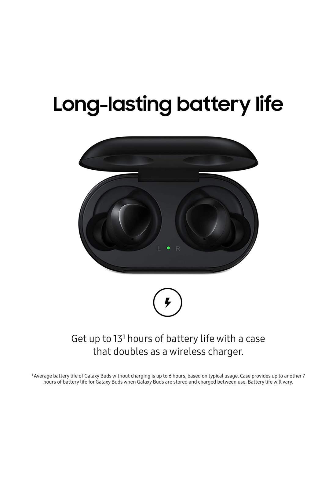 Galaxy Buds True Wireless Earbuds- Black سماعة لا سلكية