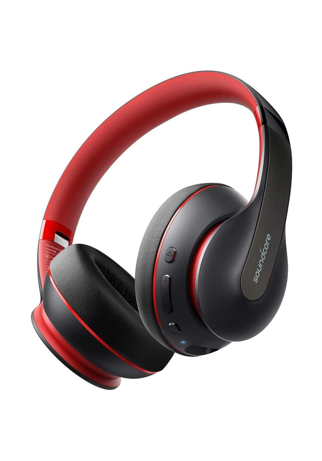 Anker Soundcore Life Q10 Wireless Bluetooth Headphones-Black سماعة رأس