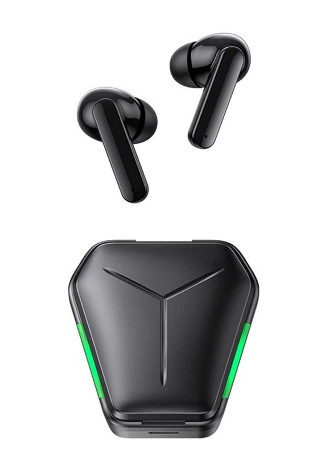 Usams Jy01 Mobile Gaming  Headphones - Black