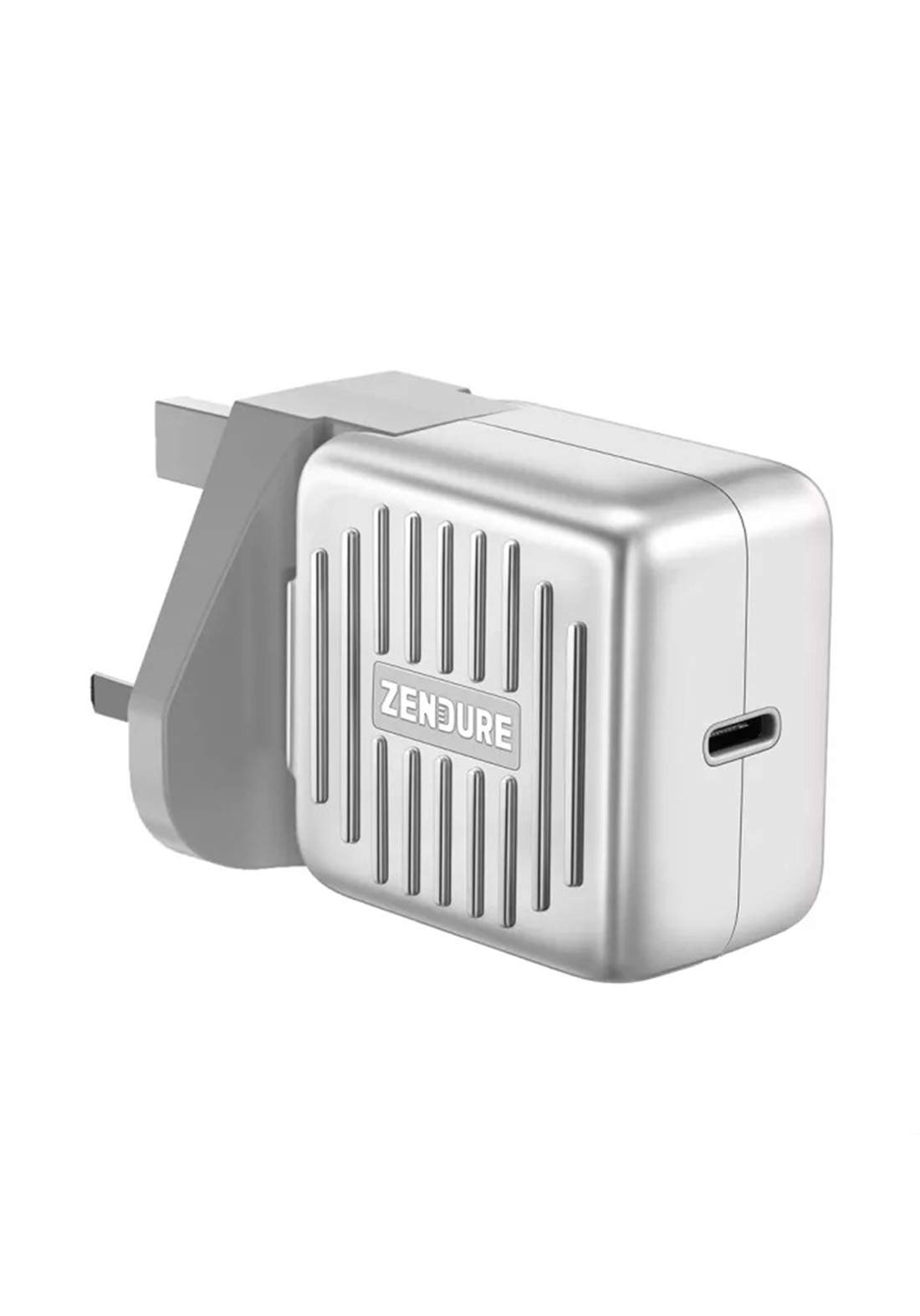 Zendure SuperPort 20W Power Delivery Wall Charger- Silver شاحن جداري
