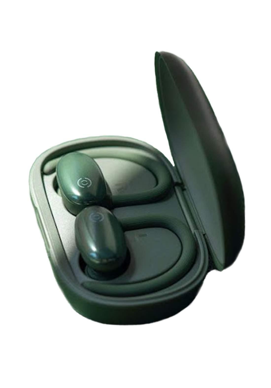 Momax Joyfit True Wireless Earphones-Green سماعات لا سلكية