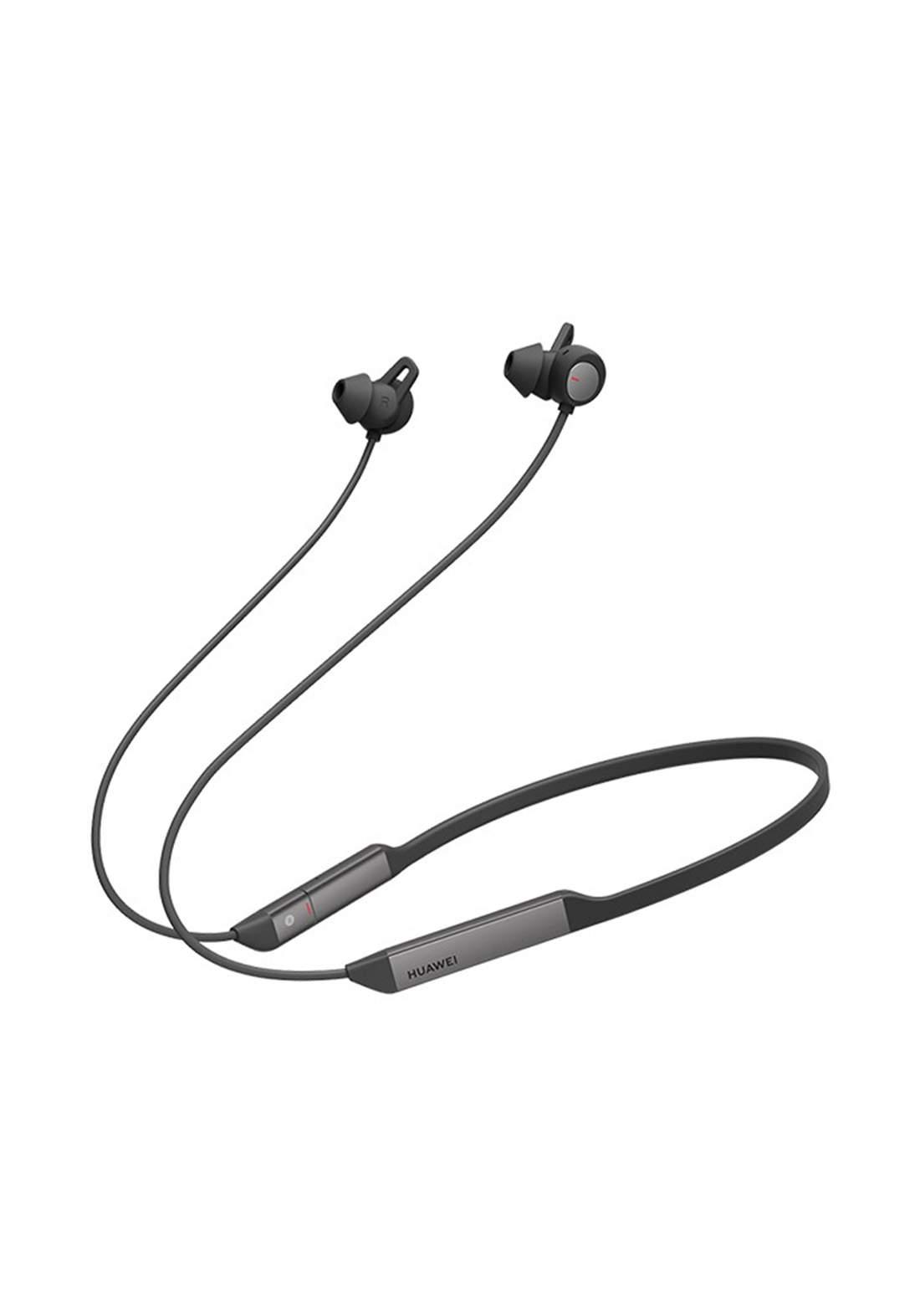 Huawei FreeLace Pro Bluetooth Headphone- Black سماعة لاسلكية