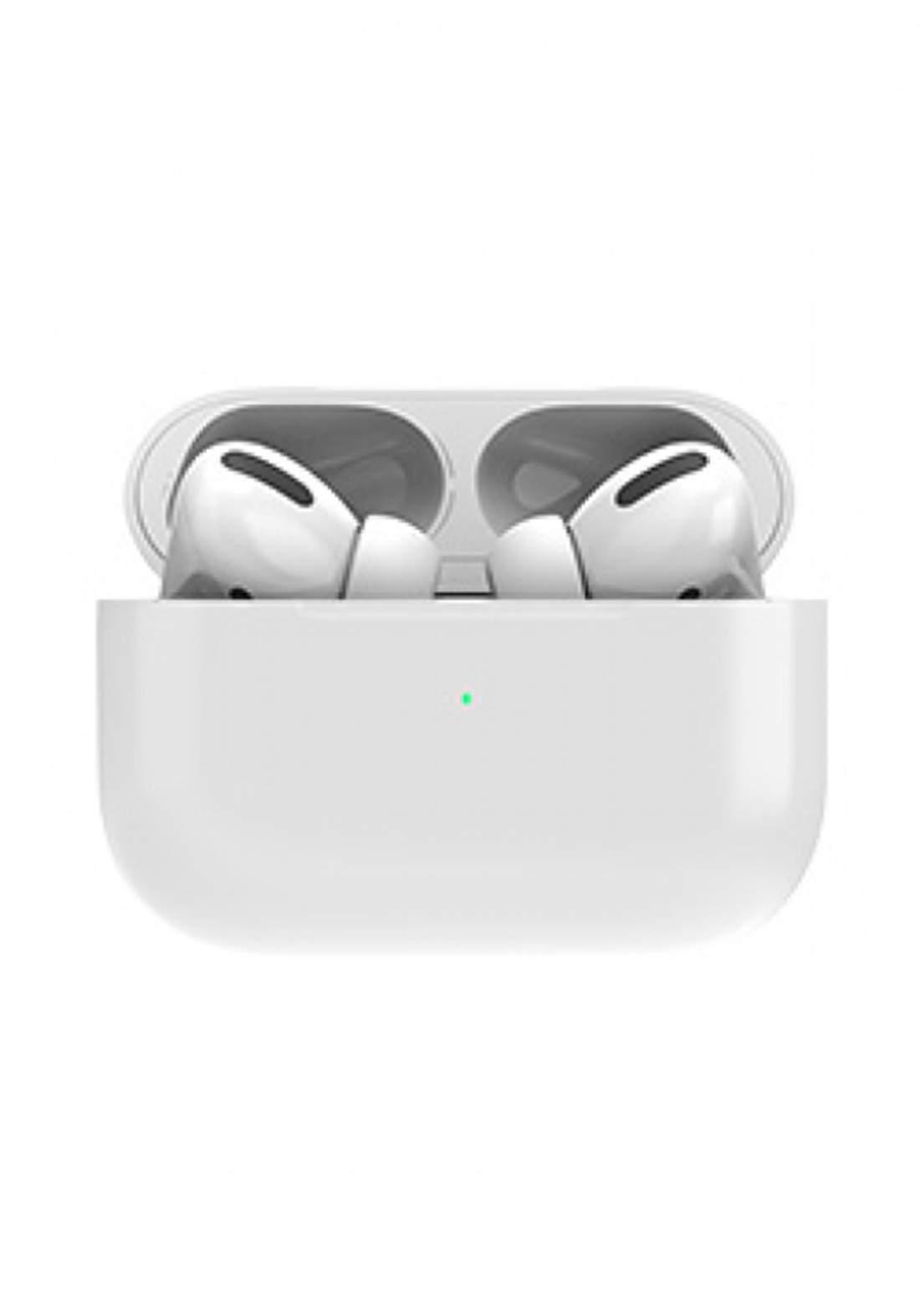 Porodo Soundtec Pure Sound Wireless Earbuds Pro- White