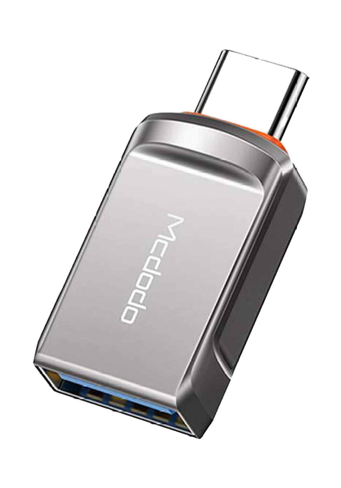 Mcdodo OTG USB-A 3.0 to Type-c   Adapter -Gray