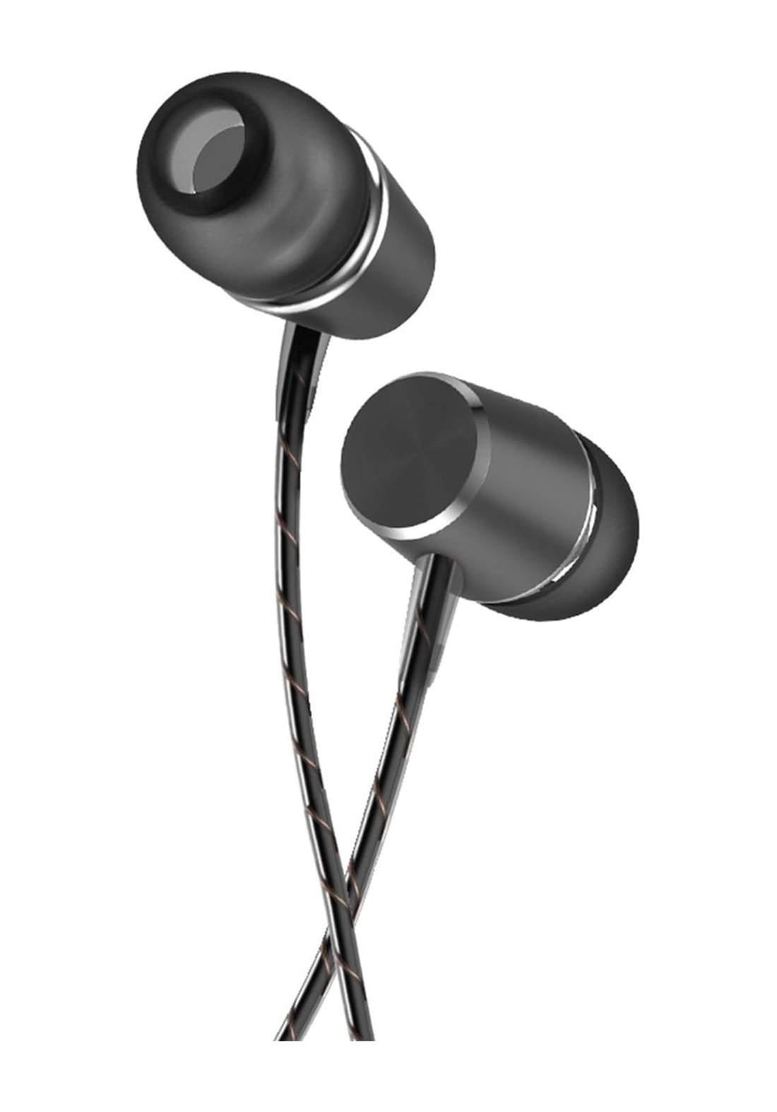 Dudao X4S Wired Earphones- Black