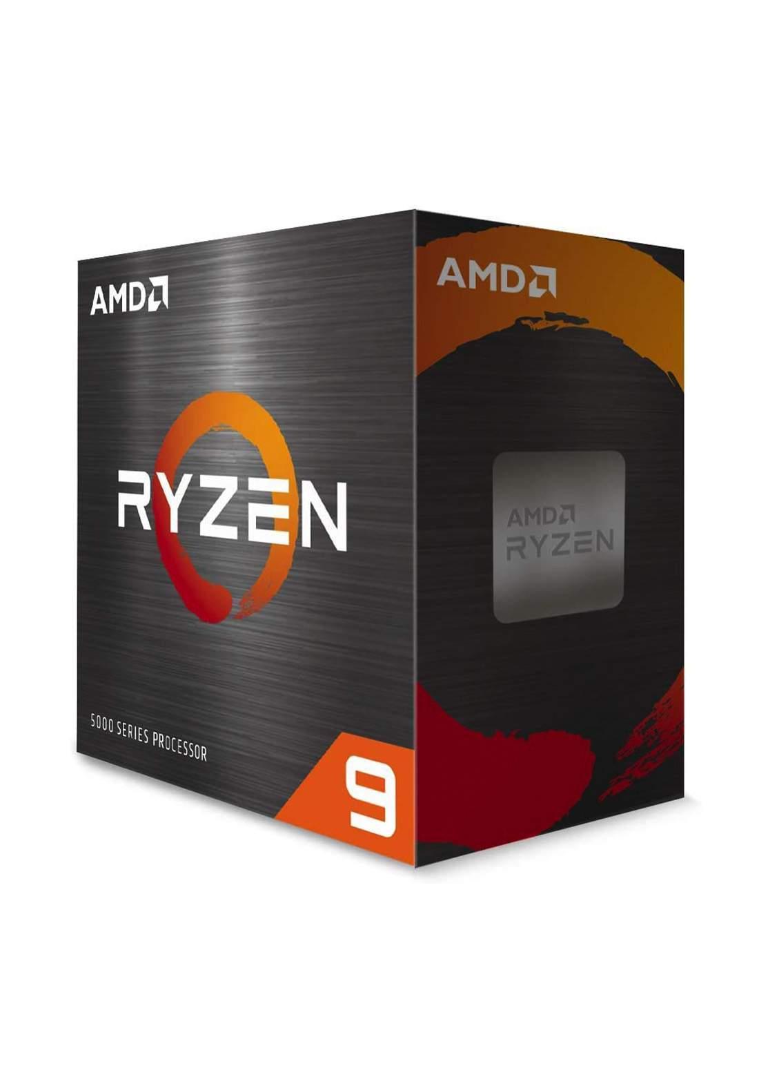AMD R9 5900X  CPU Processor Box  سيت معالج