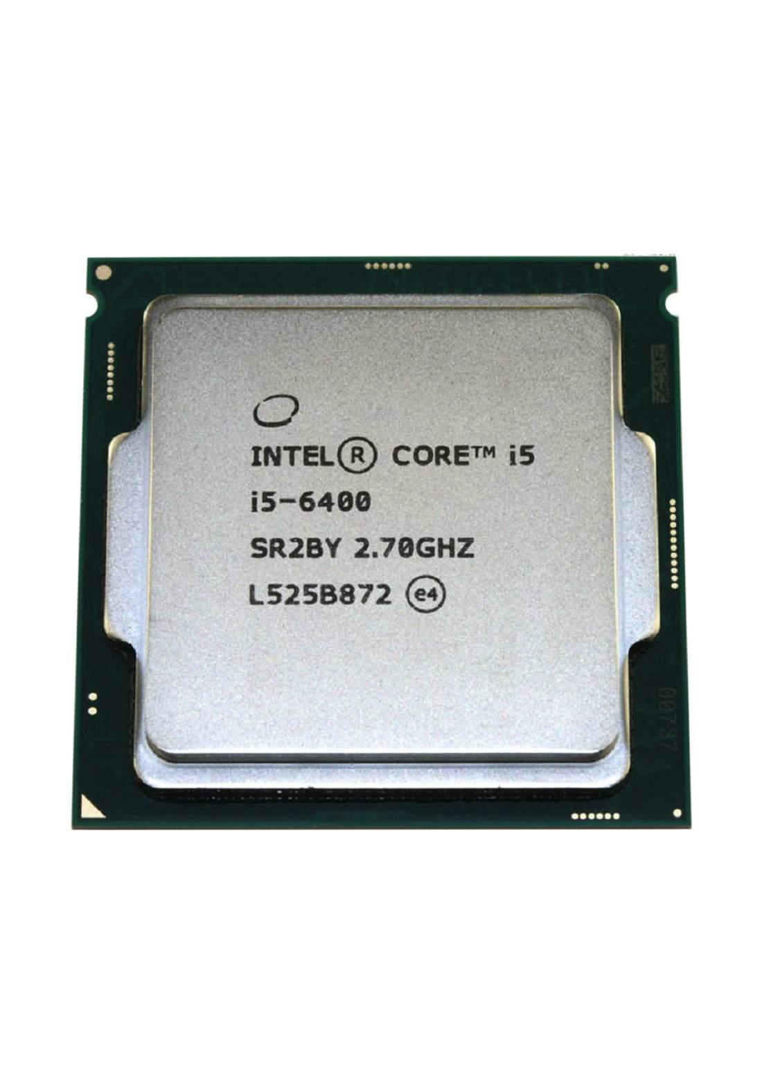 Intel Ci5 6400 Tray Packaging  Wholesale Processor معالج