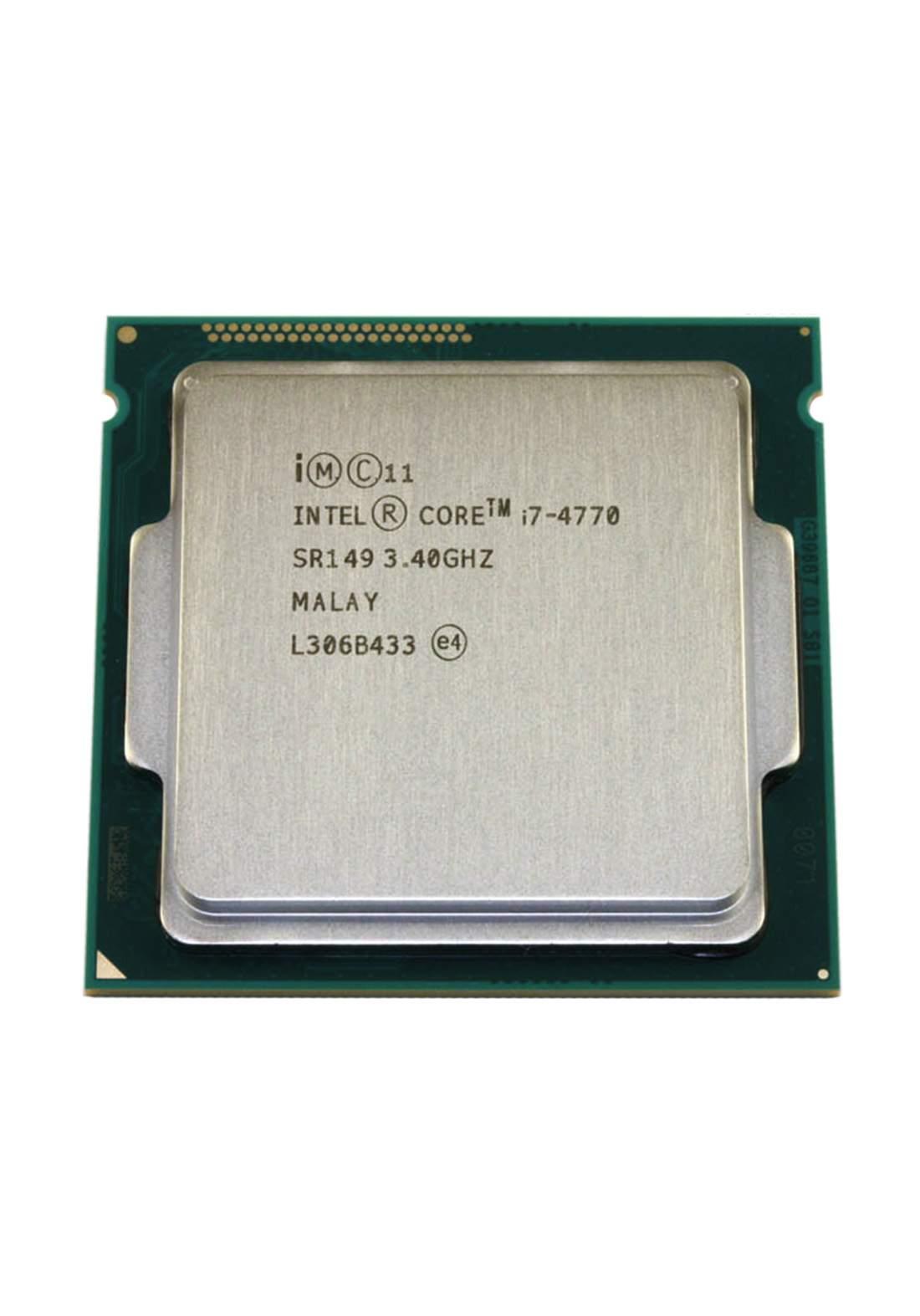 Intel Ci7 4770 Tray Packaging  Wholesale Processor معالج