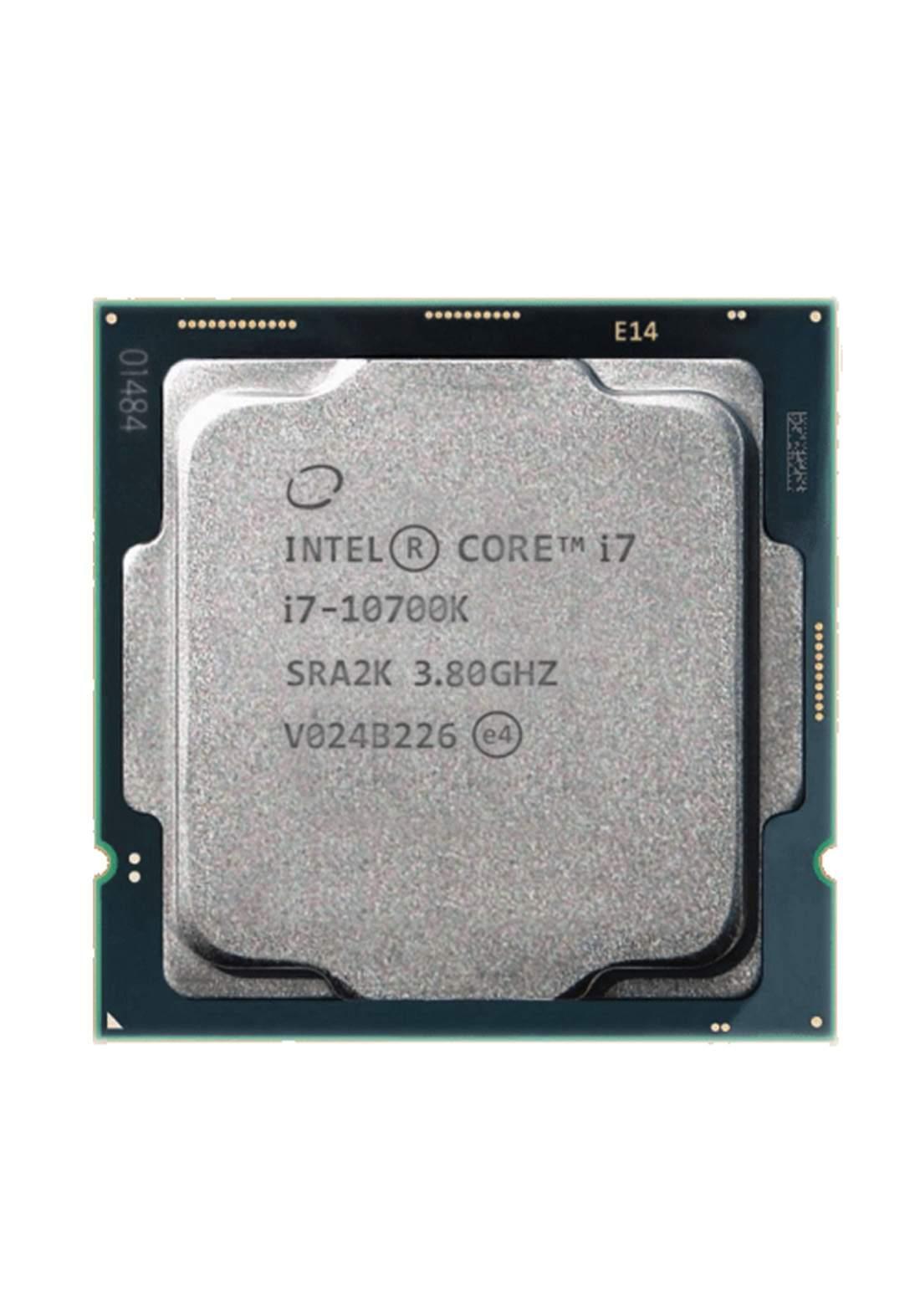 Intel Ci7 10700K CPU Processor Tray معالج