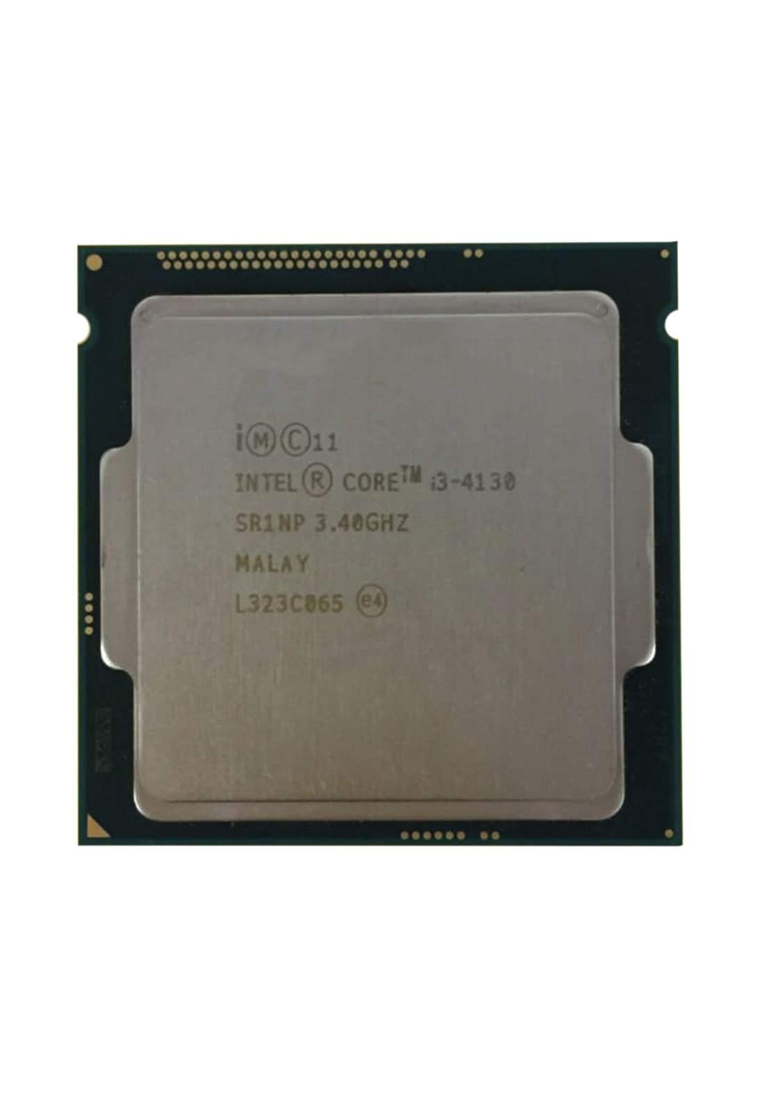Intel Ci3 4130 CPU-Processor Tray معالج