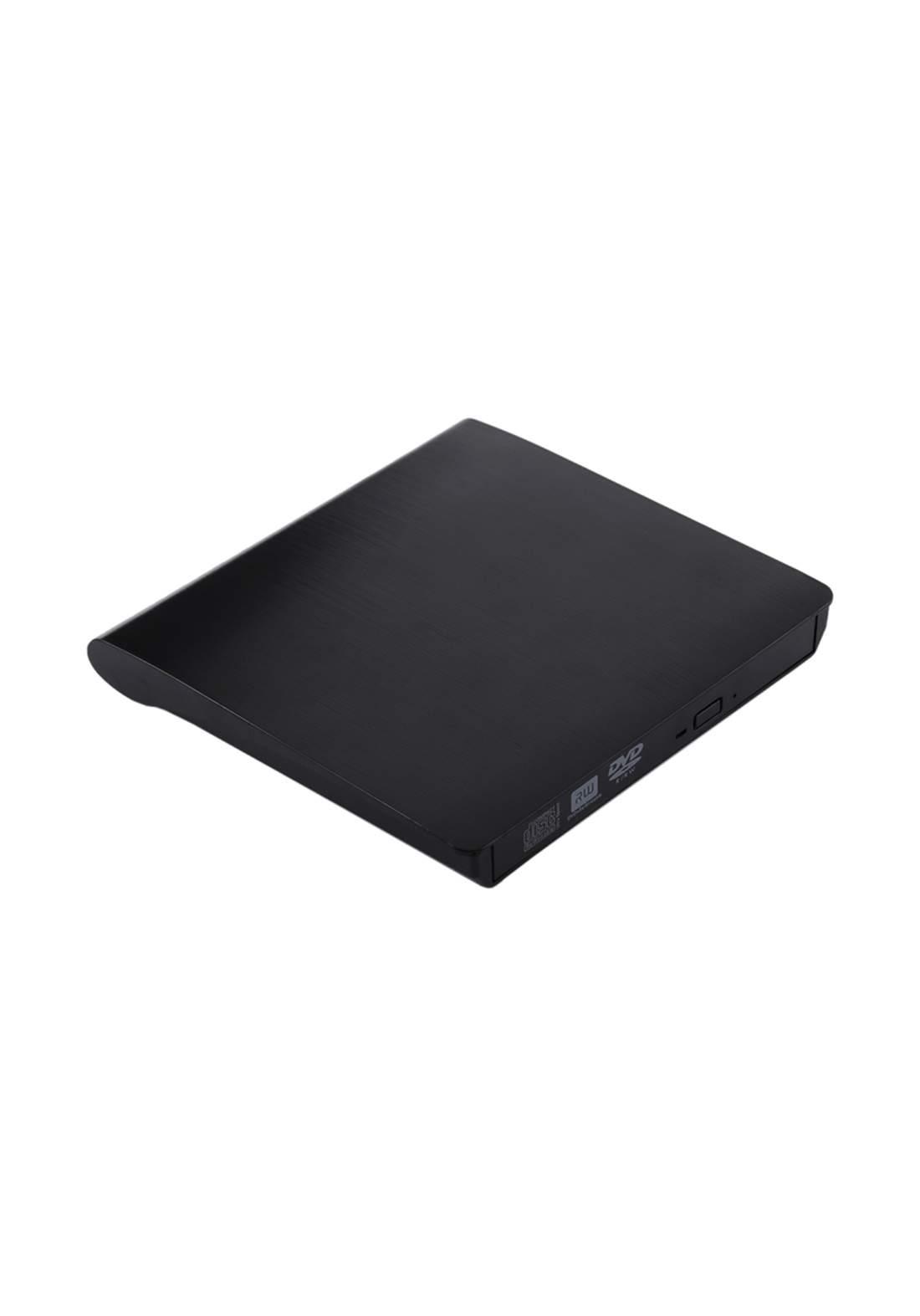 Portable USB 3.0 Pop-Up External DVD Rw-Black