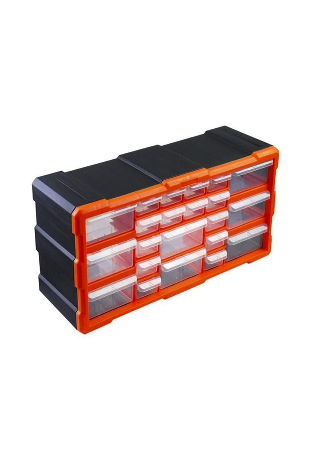 Tool Storage Box - Black صندوق تخزين  أدوات