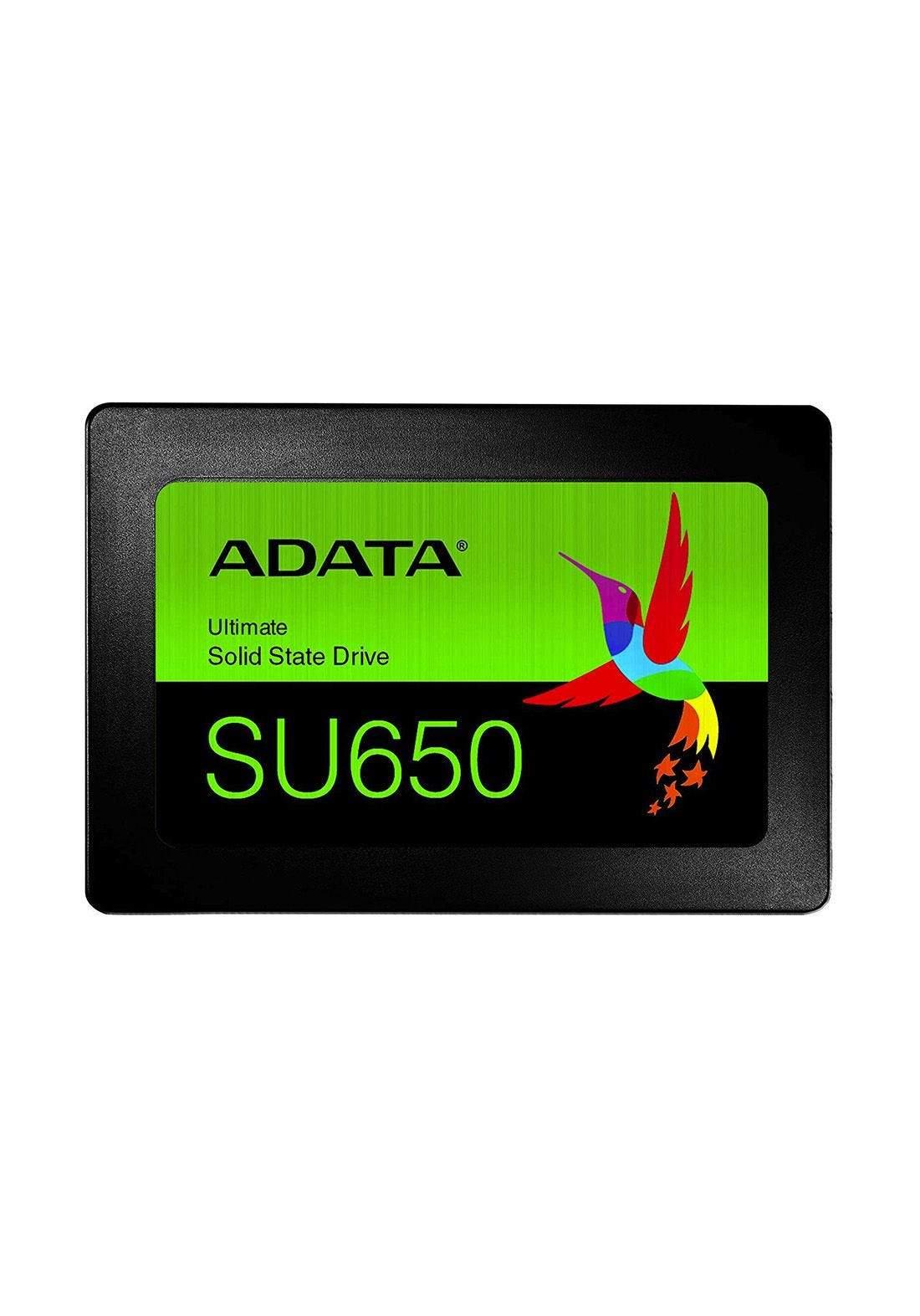 Adata 120Gb Ultimate Su650 Internal Solid State Drive - Black هارد داخلي
