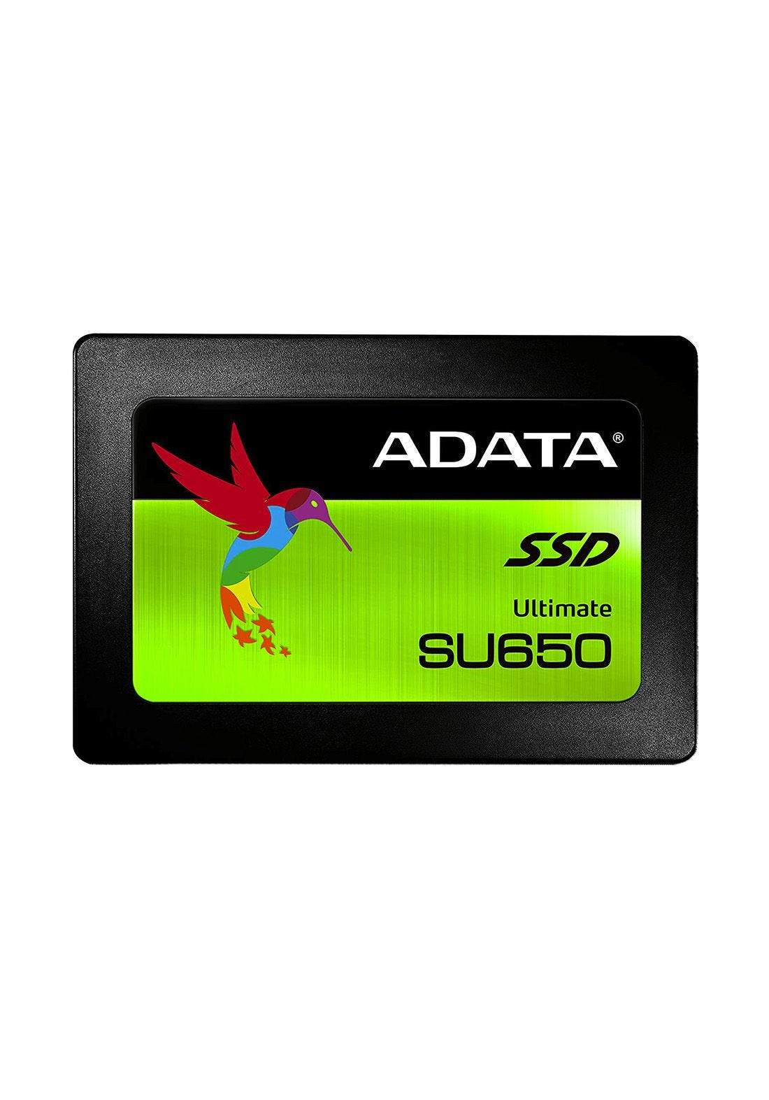 Adata 256Gb Ultimate Su650 Internal Solid State Drive - Black هارد داخلي