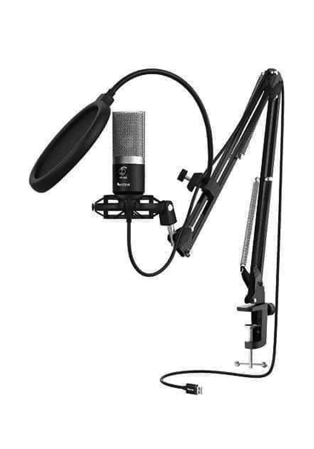 Fifine T670 USB Studio Condenser Microphone-Black مايكروفون