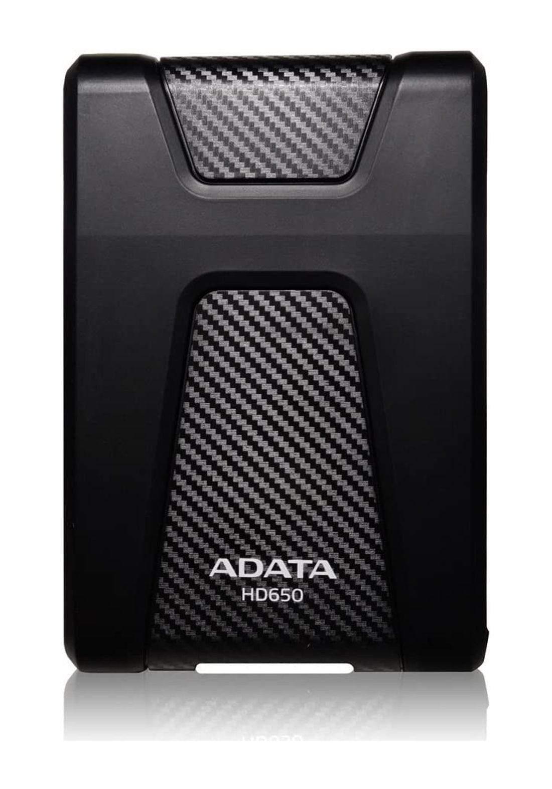 Adata HD330 2TB USB 3.1 Portable External Hard Drive - Black هارد خارجي
