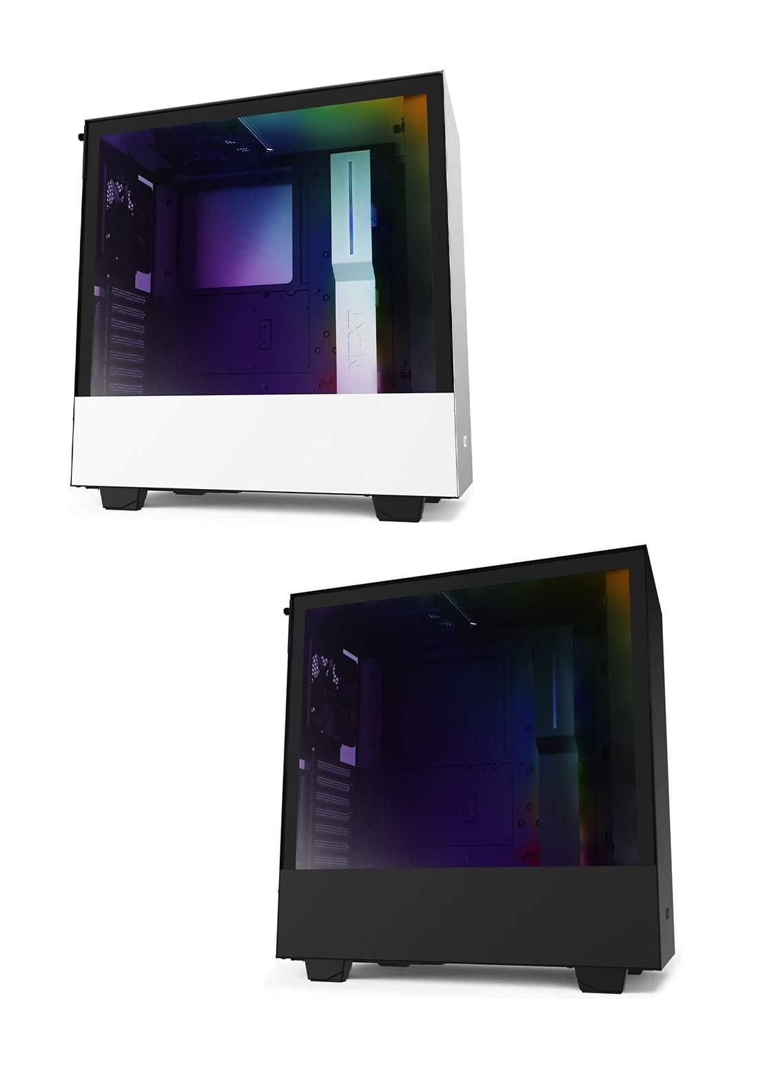 Nzxt H510i Atx Mid Tower Case كيس حاسبة