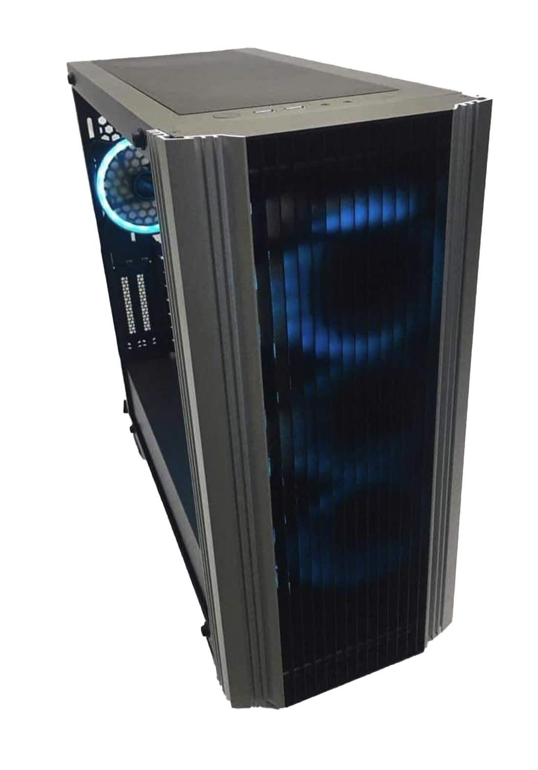 Aigo Darwin  Middle Tower Computer  Gaming Case - Black  كيس حاسبة