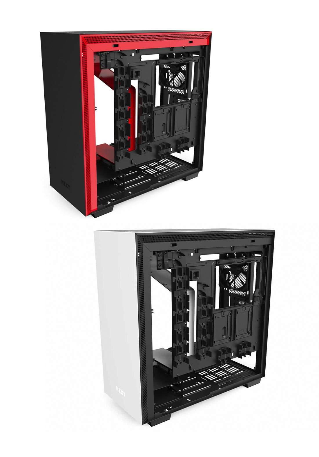 Nzxt H710 Atx Mid Tower Case كيس حاسبة