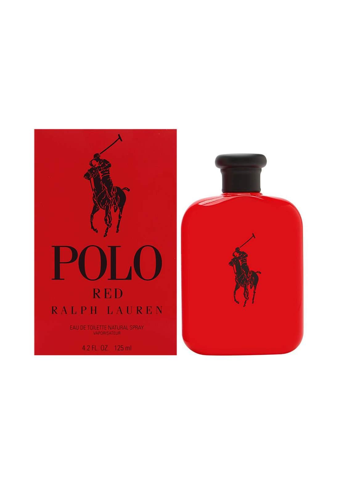 Polo Red Edt for Men 125mLعطر للرجال