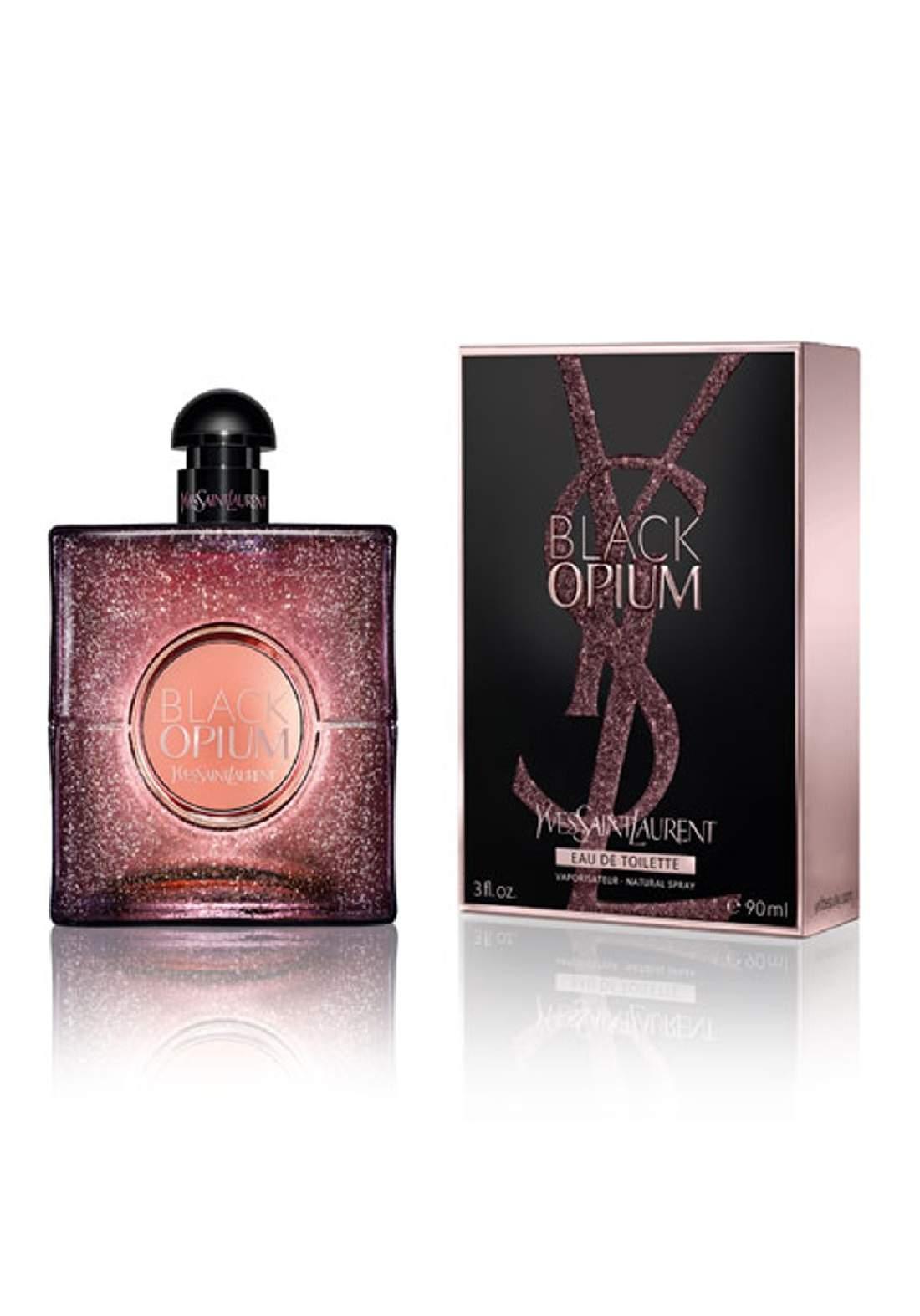 YSL Black opium Edt 90 mlعطر نسائي