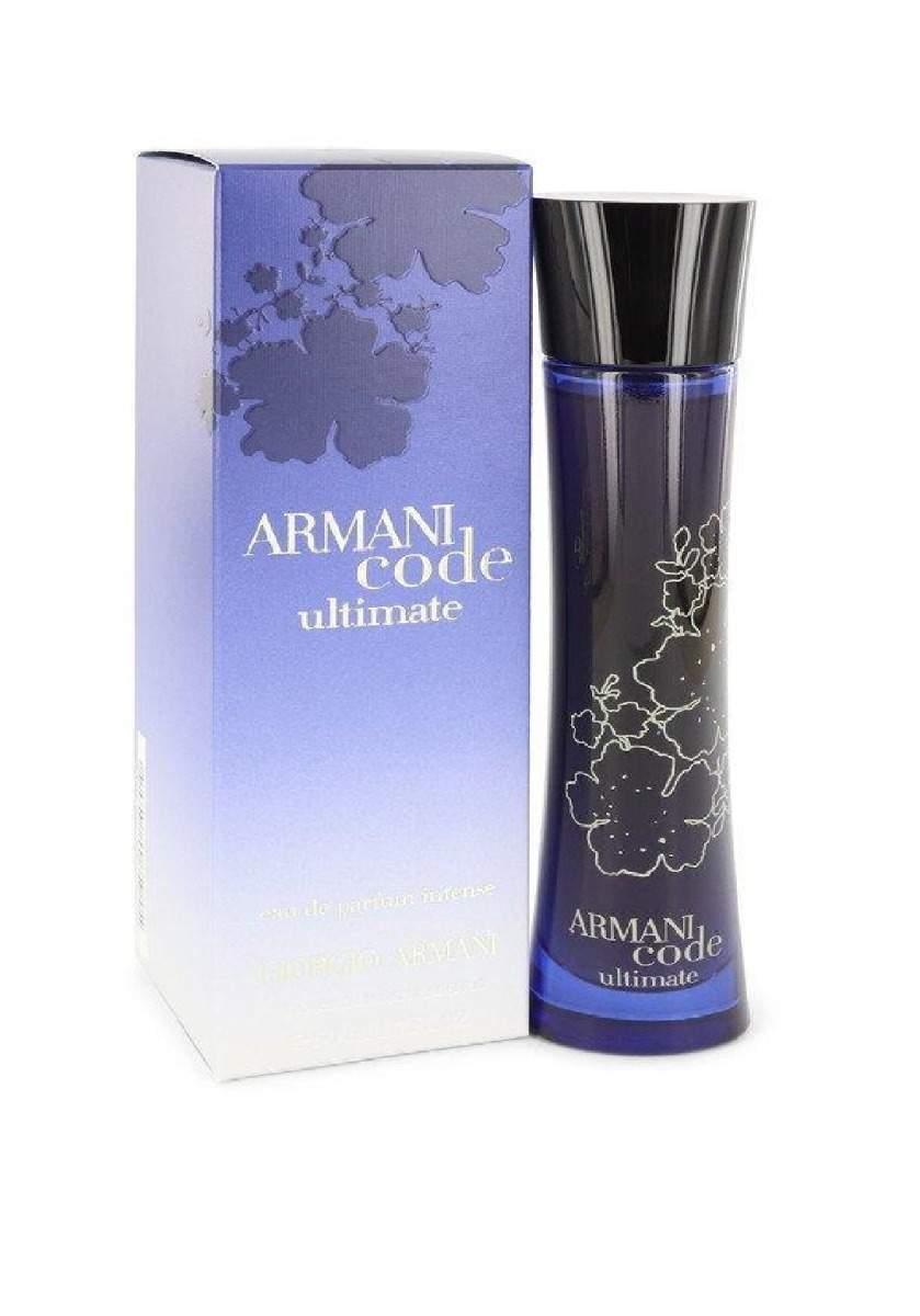 Armani Code Ultimate Eau De Parfum Intense For Women 50 ml عطر نسائي