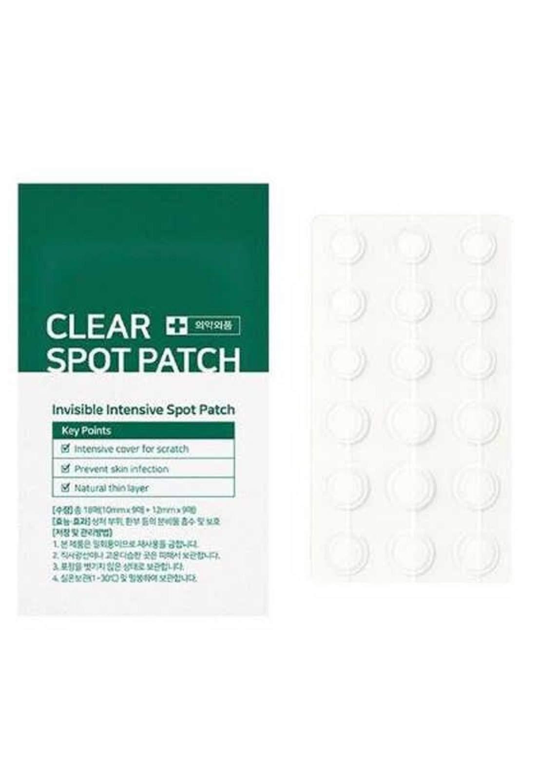 لاصقات المعجزة لمعالجة حب الشباب Clear Spot Patch