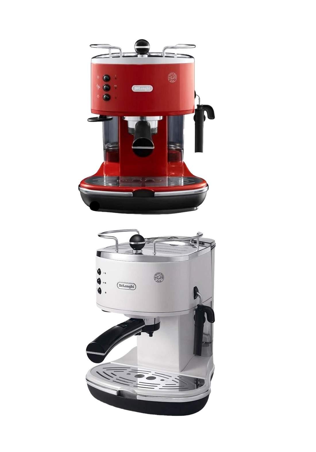 Delonghi ECO311.R Coffee Machine 1100 Watt ماكنة صنع قهوة